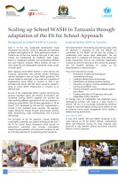 Click to Download 'Fact Sheet Fit for School Tanzania'