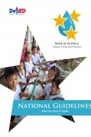 Click to Download 'Philippine Department of Education WASH in Schools Three Star Approach Brochure'