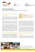 Click to Download 'Fit for School Fact Sheet Cambodia (2016 edition)'