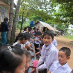 Fit for Alignment – making 50,000 students 'Fit for School' in Laos
