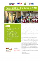 Click to Download 'Making Children Fit for School in ARMM – Newsletter Issue 7, Dec 2015'