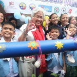 "WASH in Schools: a component of ""Oplan Kalusugan (OK) sa DepEd"", DepEd's school health flagship program"