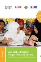 Click to Download 'Low-cost and Healthy Recipes for School Feeding'