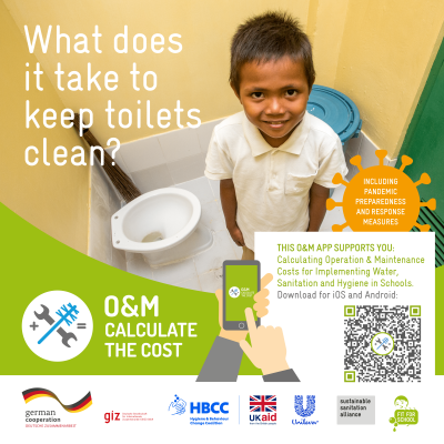 O&M app and World Toilet Day!