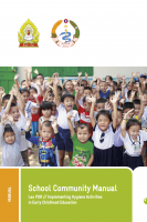 Click to Download 'School Community Manual Lao PDR: Implementing Hygiene Activities in Early Childhood Education (Laotian)'