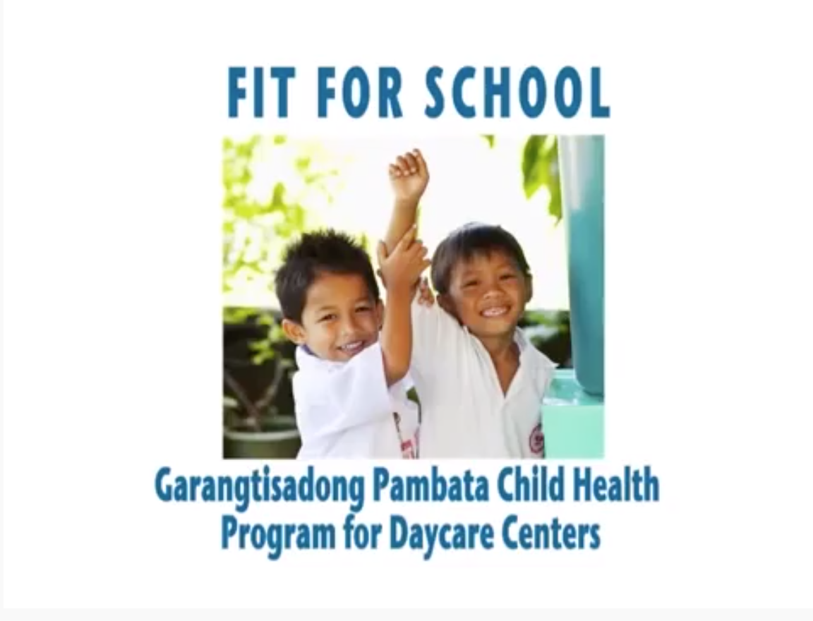 Click to view 'EHCP Basic Orientation Video for Daycare Centers'