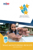 Click to Download 'Philippine DepEd WASH in Schools Three Star Approach WinS Monitoring Results'