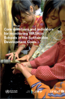 Click to Download 'Core Questions and Indicators for WASH in Schools'