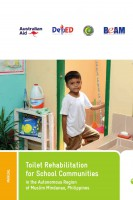 Click to Download 'Toilet Rehabilitation Manual for School Communities in ARMM'