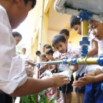 Cambodia: More Group Washing Facilities Available in Primary Schools