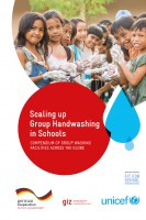 Click to Download 'Scaling up Group Handwashing in Schools: Compendium of Group Washing Facilities Across the Globe'