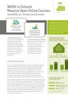 Click to Download 'Factsheet: WASH in Schools Massive Open Online Course (WinS MOOC)'